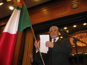 José Luis Bernal, embajador de México