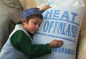 Ayuda humanitaria por Afganistán, Foto: CTK