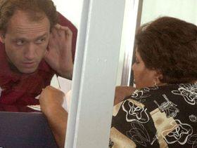 Проверки в пражском аэропорту Рузине (Фото: ЧТК)