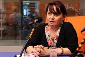Michaela Kleňhová (Foto: Jana Přinosilová, Archiv des Tschechischen Rundfunks)