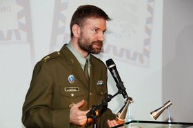 Jan Kozler, photo: www.army.cz