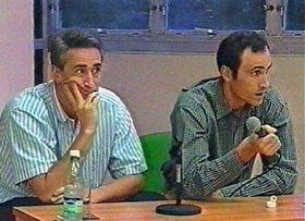 Jan Bubenik con Ivan Pilip, Cuba, foto: CTK