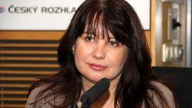 Helena Voldánová, foto: Šárka Ševčíková, ČRo