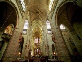 Chrám sv.Víta, foto: www.czechtourism.cz