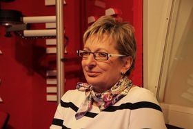 Marta Nováková, photo: Prokop Havel, Czech Radio