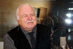 Milan Knížák, foto: Šárka Ševčíková, Radiodifusión Checa