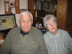 Александр и Дина Муратовы, фото из личного архива Александра и Дины Муратовых