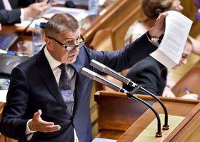 Andrej Babiš, photo: ČTK/Šimánek Vít