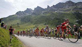 La 9e étape du Tour de France de Morzine-Avoriaz à Saint-Jean-de-Maurienne, photo: CTK