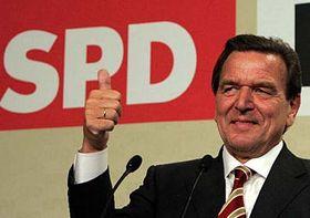Gerhard Schröder (Foto: CTK)
