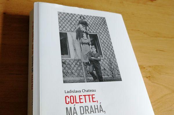 Photo: repro Ladislava Chateau, 'Colette má drahá, vy víte, co máte udělat...' / Sumbalon