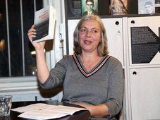 Ulrike Anna Bleier (Foto: Archiv des Prager Literaturhauses)