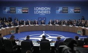 Le sommet de l'OTAN, photo: ČTK/AP/Evan Vucci