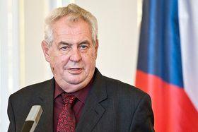Miloš Zeman (Foto: Filip Jandourek, Archiv des Tschechischen Rundfunks)