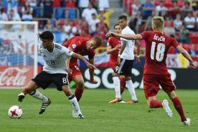 Fußball – U21-EM: Deutschland gegen Tschechien (Foto: ČTK)