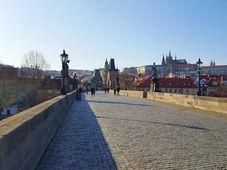 Pont Charles, photo: Sabina Vosecká, ČRo