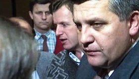 Miroslav Štěpán (rechts). Foto: ČT24
