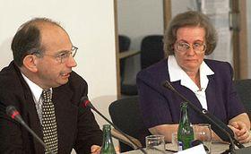 Томас Дайн и Ольга Копецкая (Фото: ЧТК)