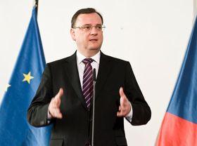 Petr Nečas, foto: Filip Jandourek / Archivo de ČRo