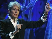Joan Baez, photo: CTK