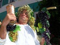 Wine harvesting celebrations in Mikulov, photo: CTK