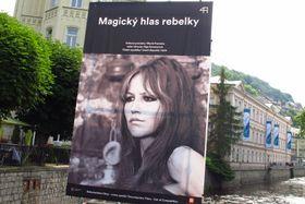 Film Magický hlas rebelky byl uveden také na karlovarském festivalu, foto: Kristýna Maková / Český rozhlas - Radio Praha
