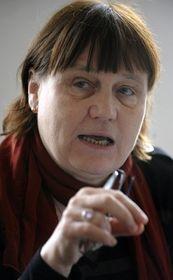 Anna Šabatová, photo: CTK