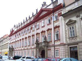 El palacio de Špork, foto: Wikipedia