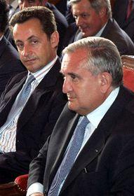 French Finance Minister Nicolas Sarkozy (on the left), photo: CTK