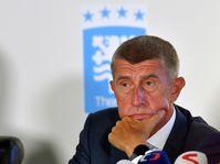 Andrej Babiš, photo: ČTK / Slavomír Kubeš