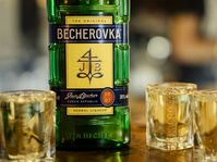 Photo : archives Jan Becher - Karlovarská Becherovka