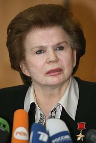Valentina Tereshkova (Foto: CTK)