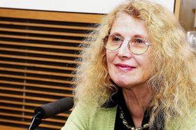 Dana Steinová, foto: Alžběta Švarcová, ČRo