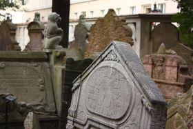 Старое еврейское кладбище в Праге, фото: Štěpánka Budková