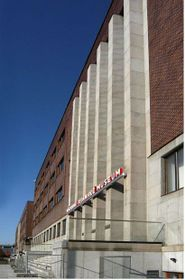 Museumsgebäude (Foto: Kateřina Uksová, Nationales Technikmuseum)