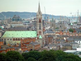 Dublin, photo: Nettadi, CC BY-SA 3.0