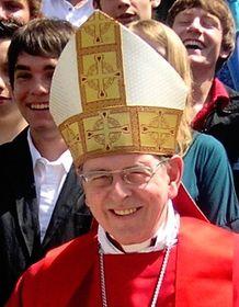 Le cardinal Kurt Koch, photo: Rabanus Flavus, CC BY 3.0 Unported