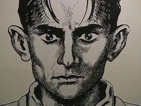 Franz Kafka, photo: ČT