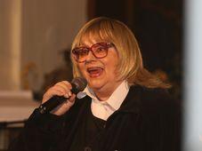 Naďa Urbánková, photo: Matěj Kopecký, Czech Radio