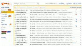 El correo electrónico del primer ministro checo, Bohuslav Sobotka, foto: ČT24