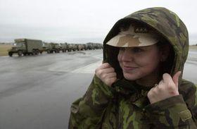 El número de especialistas checos aumentará, en total, en 104 hombres y tres mujeres, Foto: CTK