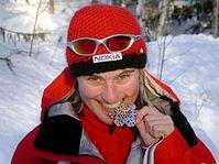 Esquiadora de baches Nikola Sudová (Foto: CTK)