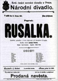 Плакат «Русалки», 1901 г.