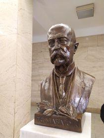 T. G. Masaryk, photo: Magdalena Hrozínková