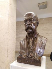 Tomáš Garrigue Masaryk (Foto: Magdalena Hrozínková)