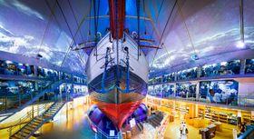 Fram-Museum (Foto: Tore Storm Halvorsen, Wikimedia Commons, CC BY-SA 4.0)