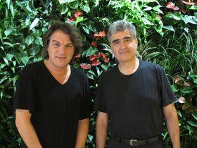 Dorantes &  García-Fons, foto: Ana Briceño