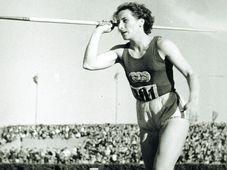 Dana Zátopková, foto: Ivana Roháčková, archivo ASC Dukla