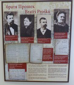 Z historie krajanů vBulharsku - bratři Proškové, foto: Klára Stejskalová