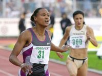 Marion Jones, Foto: CTK